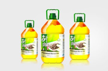 Testing Production Line for Edible Oil